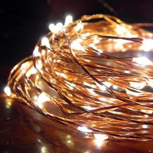 Accents - Starry Fairy String Lights (66FT - 200 LEDs)